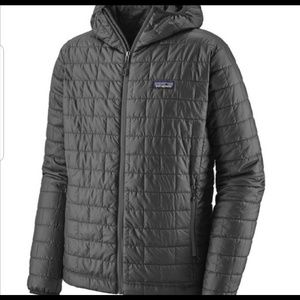 Men's Patagonia Down Stuffed Winter Jacket